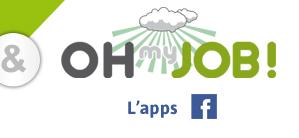 Oh my Job, le premier Jobboard intégré sur les réseaux sociaux