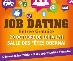 Job Dating Obernai