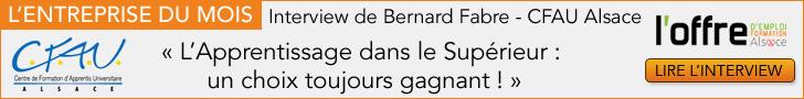 Interview de Bernard FABRE