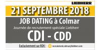 Job Dating LIEBHERR